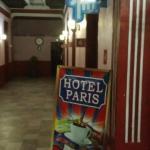 Hotel Paris, Veracruz