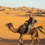Marhaba Camp, Camel & Sandboarding, Merzouga