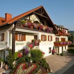Hotellikuvia: Pension Gabriele, Unterlamm