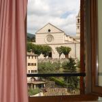 Veduta Camere Santa Chiara, Assisi