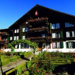 Hotel Chalet Swiss, Interlaken