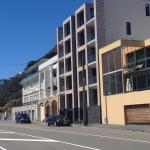 Silver Cloud Luxury Apartment, Wellington