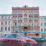 House with Lions on Nevsky, Saint Petersburg