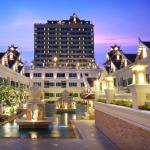 Grand Pacific Sovereign Resort & Spa, Cha Am