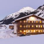 Hotel-Pension Bianca, Lech am Arlberg