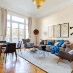 Appartement Invalides, Paris