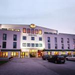Hotellikuvia: Hotel GIP, Grosspetersdorf