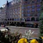 Mercure Grand Hotel Alfa Luxembourg, Luxembourg