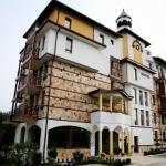 Hotel Hanat, Saints Constantine and Helena