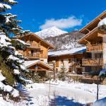 Hotel Pictures: Lagrange Vacances Le Hameau du Rocher Blanc, Saint-Chaffrey
