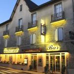 Hotel de Bordeaux,  Gramat