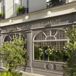 Hotel du Champ de Mars, Paris