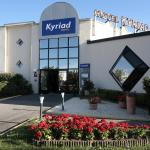 Hotel Pictures: Kyriad Limoges Sud - Feytiat, Feytiat
