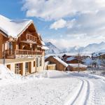 Hotel Pictures: Lagrange Vacances Les Balcons des Aiguilles, La Toussuire