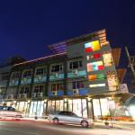 Pak-Up Hostel,  Krabi town