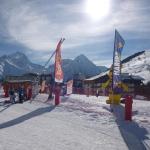 Champamé,  Les Deux Alpes