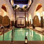 Hotel & Spa Riad El Walaa, Marrakech