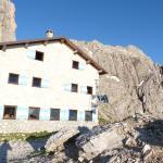 Rifugio Velo della Madonna, San Martino di Castrozza