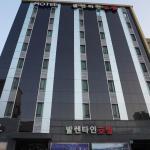Valentine Hotel, Busan
