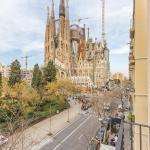 Lucky Sagrada Familia,  Barcelona