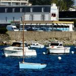 Hotel Pictures: Logis Hotel Bellevue, Roscoff