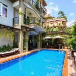 King Grand Suites Boutique Hotel,  Phnom Penh