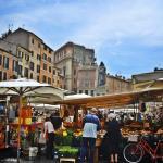 Campo de' Fiori View, Rome