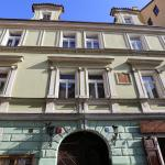 Hotel King George,  Prague