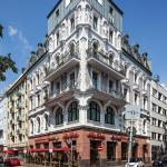 BURNS Art Hotel, Düsseldorf