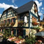 Historisches Weinhotel Zum Grünen Kranz, Rüdesheim am Rhein