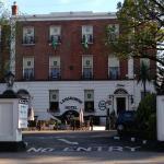 The Lansdowne Hotel,  Dublin