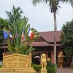Neak Pean Hotel - Wooden House, Siem Reap