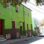 Hostal Casa Verde Limón, Valparaíso