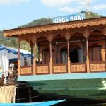 Houseboat Kings Boat,  Srinagar