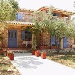 Lithos stone house (Ionio holidays), Vasilikós