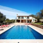 Hotel Pictures: Finca Can Rossinyol, Llubí