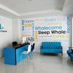 Sleep Whale Express, Krabi town