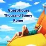 Thousand Sunny, Rome