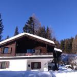 Zdjęcia hotelu: Fichtenblockhütte, Sonnenalpe Nassfeld