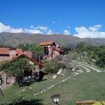 Antigal Cabañas del Cerro, Merlo