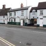 The Shipwrights Arms Hotel,  Ipswich