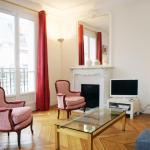 Apartment Robert le Coin - 4 adults, Paris