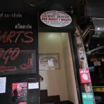 Walking Street Guest House, Pattaya South