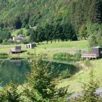 Hotel Pictures: le Lac des Graves - le Cube, Lascelle