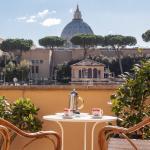Sistine Chapel View Terrace,  Rome
