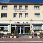 Hotel Pictures: Hôtel Evian Express - Terminus, Évian-les-Bains
