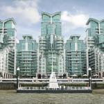 St George Wharf, London