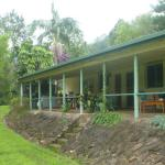 Hotellikuvia: Croftons Retreat Nimbin, Nimbin