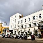 Kings Cross Inn Hotel, London