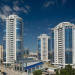 NC Club Apartments Aquamarine, Yekaterinburg